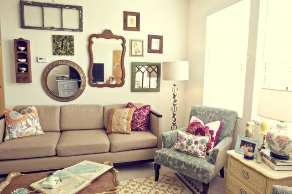 Vintage decor home (1)