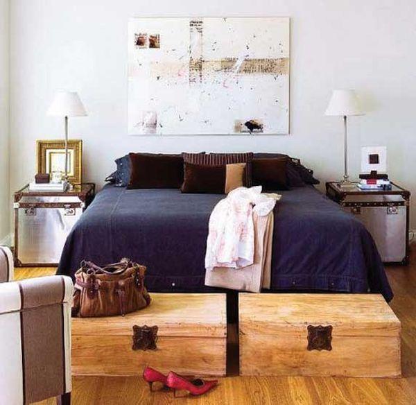 bedside storage ideas