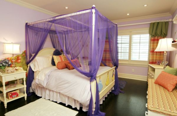 canopy bed ideas (3)