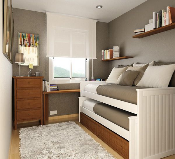 Decoration Tips That You Can Employ To Enliven Small Narrow Bedroom Spaces Hometone Home Automation And Smart Home Guide