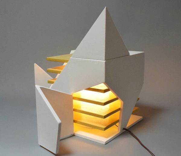 Folding Light by Michael Jantzen  (1)