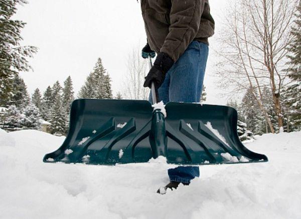 Remove Snow Deposits