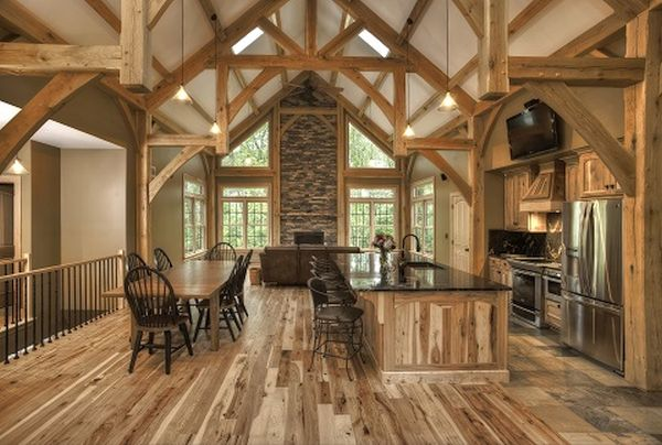 Wood and Beams