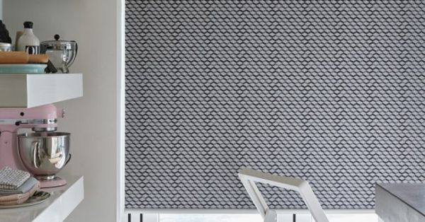 Add Graphic Patterns to Blinds