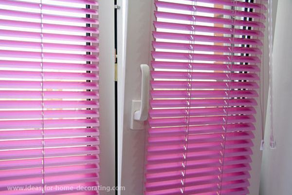 Choose Different Colored Blinds