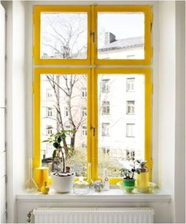 Paint the Window Frames