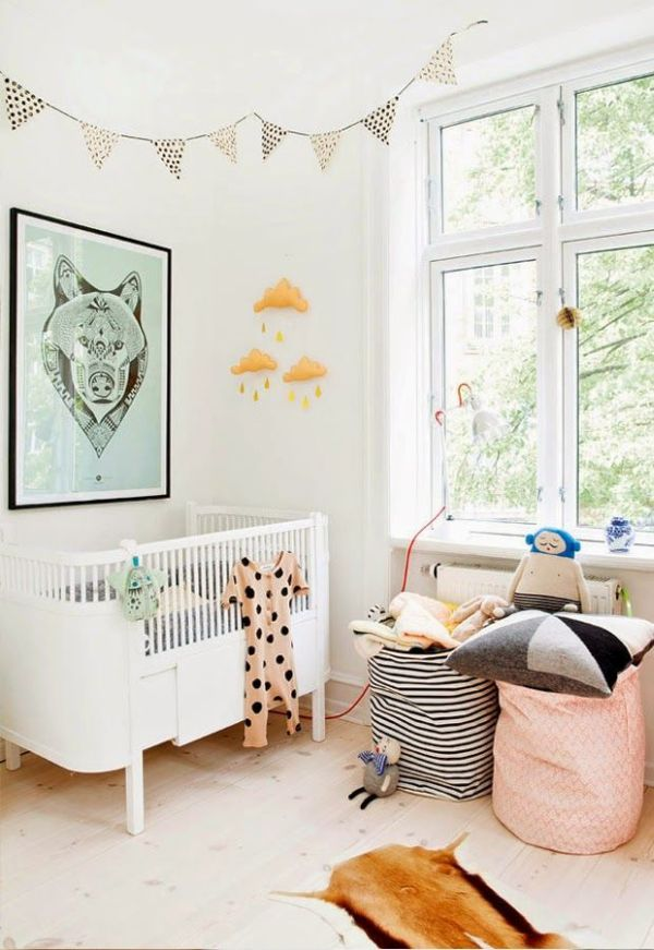 neutral décor  kids room (2)