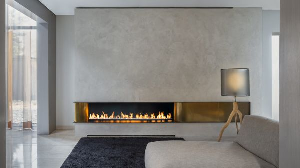3T Gas Fire Bespoke Fireplace
