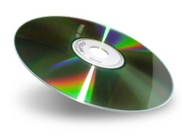 Duck taped CD and DVD monsters
