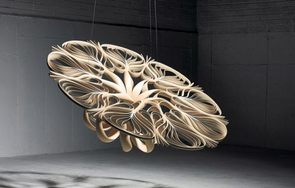 Futuristic furniture design of Joseph Walsh studio