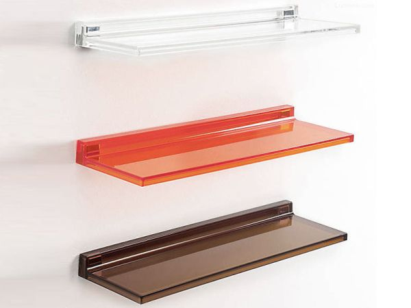 Kartell Shelfish Floating Shelf Design