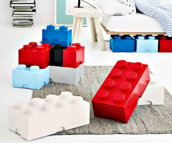 Lego Brick Storage Box