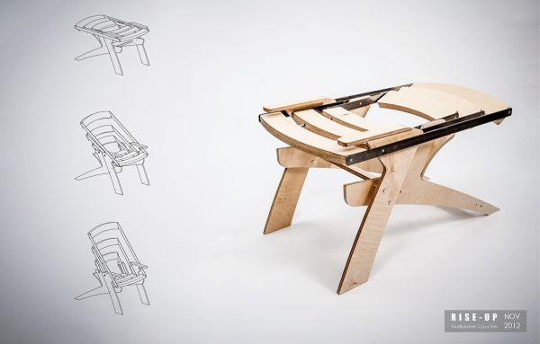 Rise-Up Kinetic Chair (2)