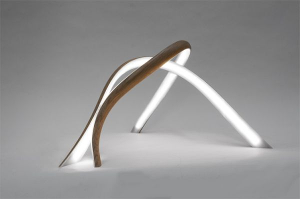 Sculptural Lamp Designs by John Procario