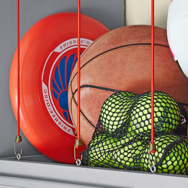 Smart storage for balls