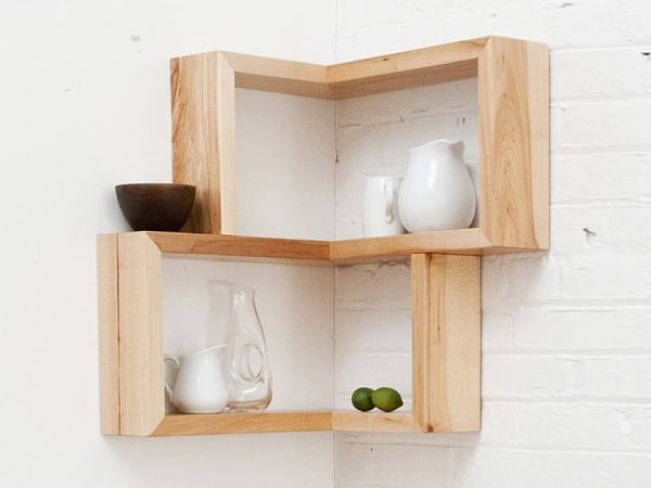 Tronk Design Franklin Floating Shelf Design