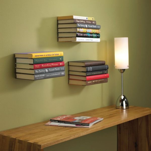 Umbra Conceal Book Shelf Design