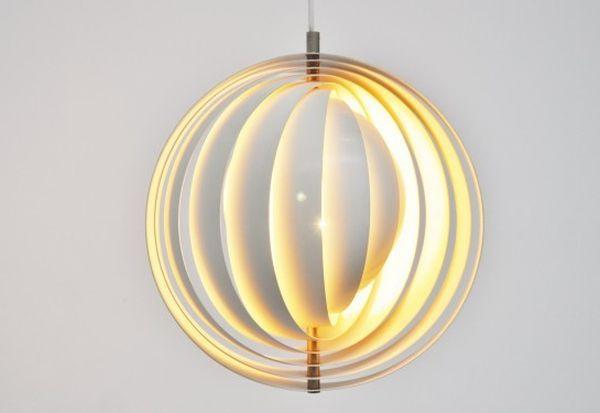 1960 moon lamp