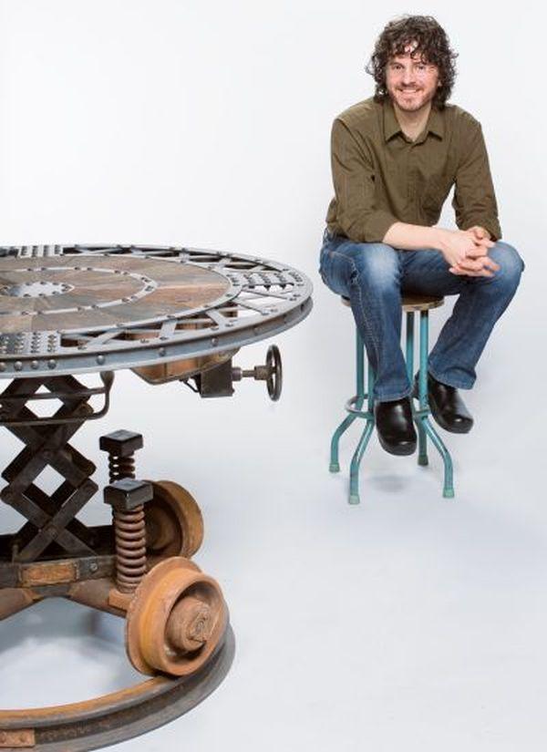 Cory Barkman's Industrial Revolution