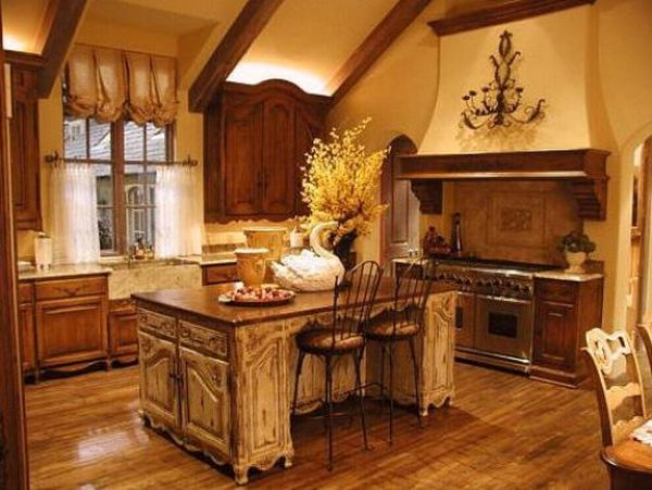 Tuscan style home décor (2)