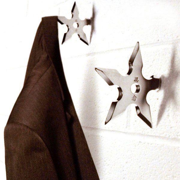 ninja-star-wall-hangar