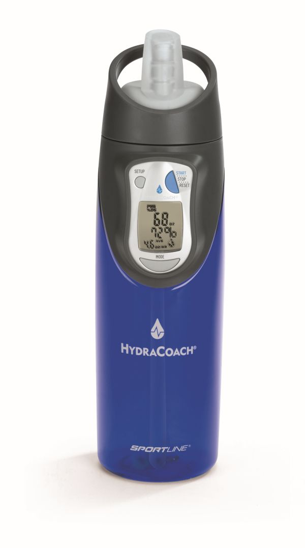 sportline-hydracoach-water-bottle