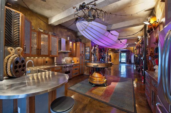 steampunk-style-of-decor