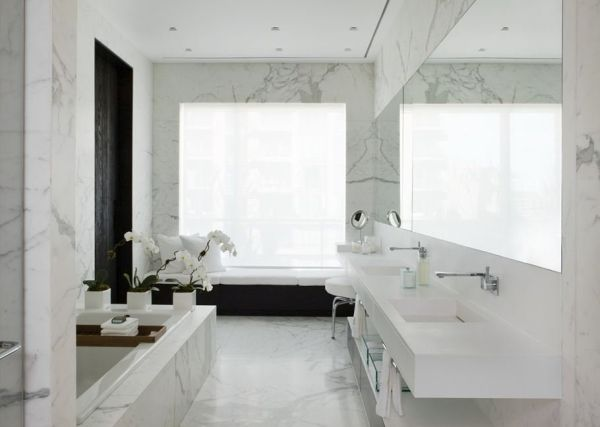 marble-in-the-bathroom