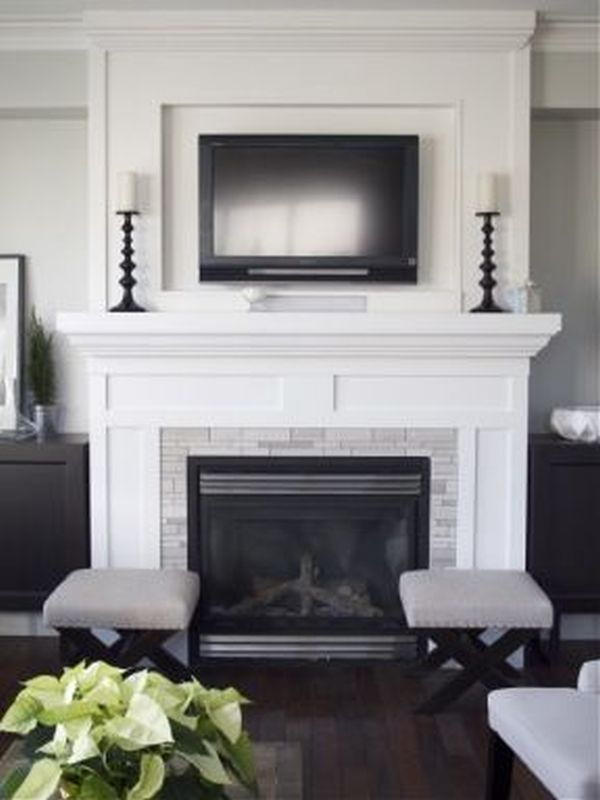 molded-fireplace