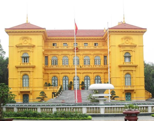 the-presidential-palace-of-vietnam