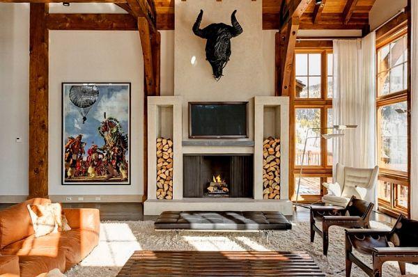 vertical-wood-column-fireplace