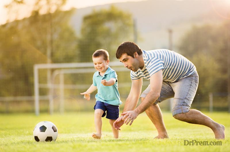 Father Sport Nut
