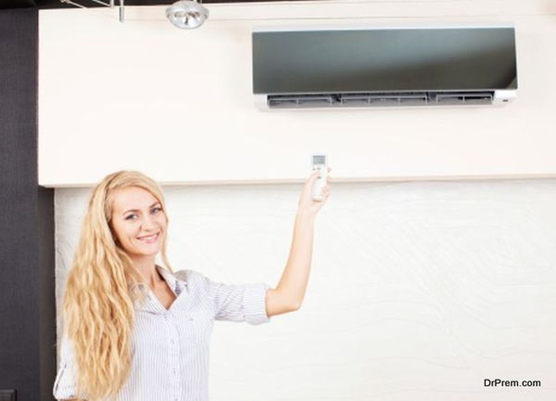 Discovering ductless air conditioning