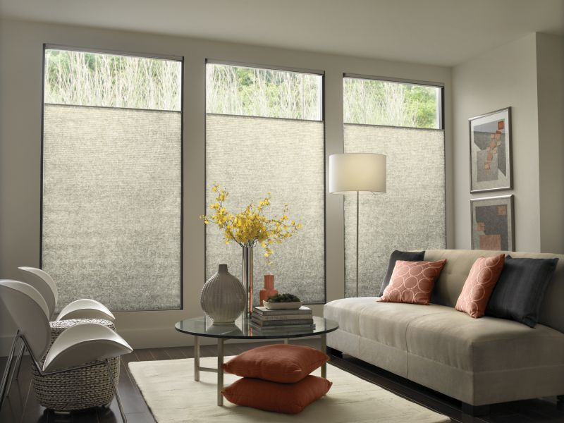 Treat your windows to a new look modern window treatment - Modern window treatment ideas ...