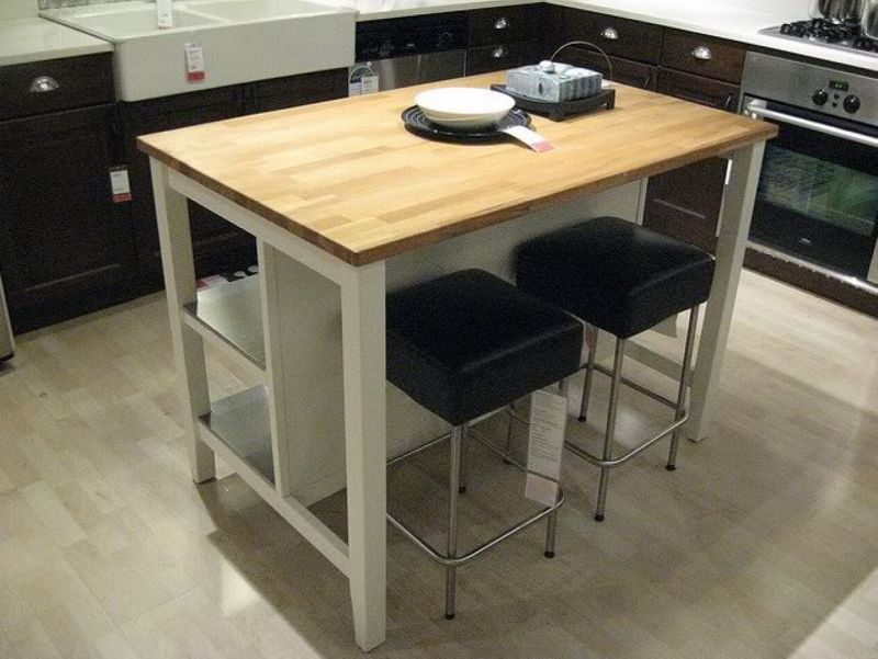 DIY: Awesome Ideas for Making Kitchen Islands on contemporary kitchen island, design kitchen island, small kitchen remodel with island, luxury kitchen island,