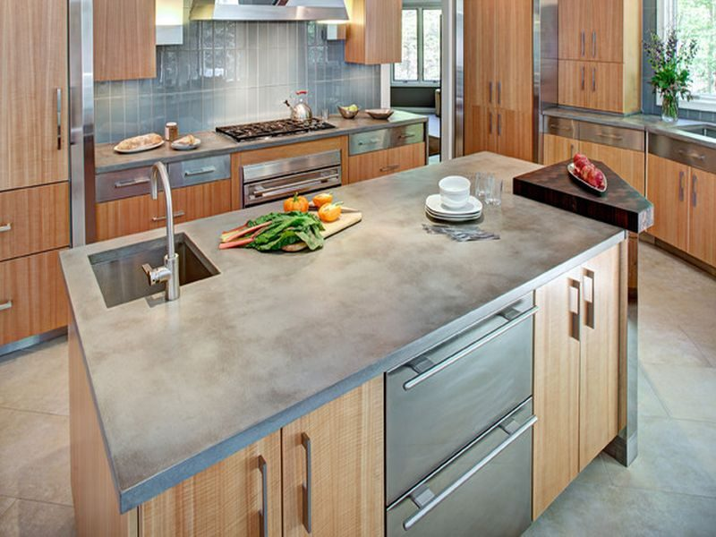 8 Low Maintenance Kitchen Countertops That Are Not Granite
