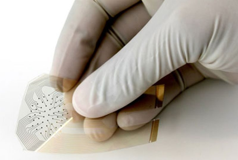 Bacteria evaluation Smart Bandages