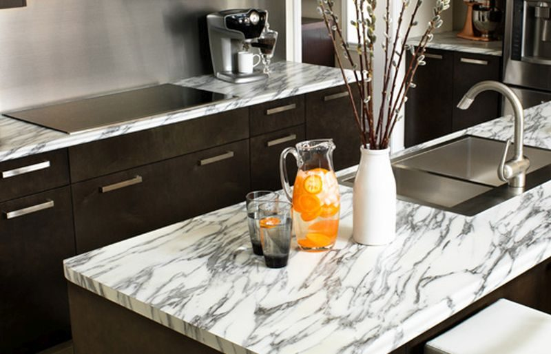 8 Low Maintenance Non Granite Kitchen Countertops