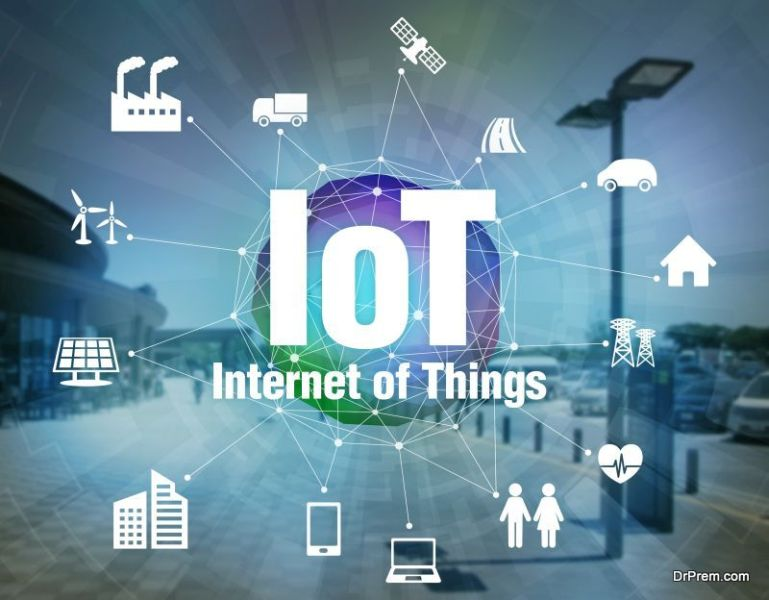 home automation and IoT