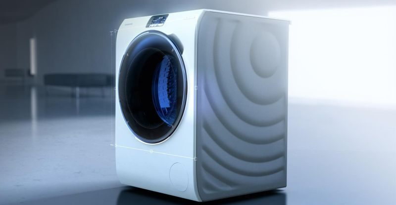 Samsung smart washing machine 1