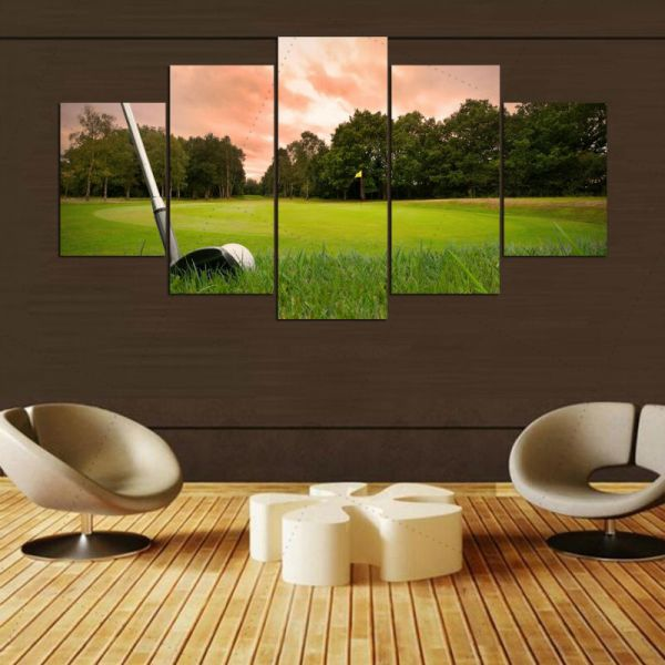 Golf Home Decor Ideas That Can Truly Reflect The Passion You Have