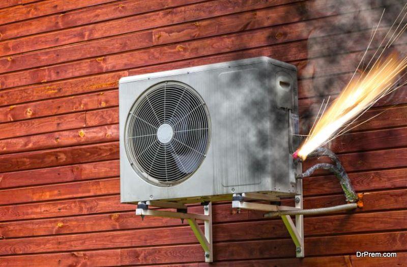 Broken-Air-Conditioning