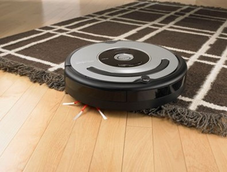 Roomba robotic cleaner