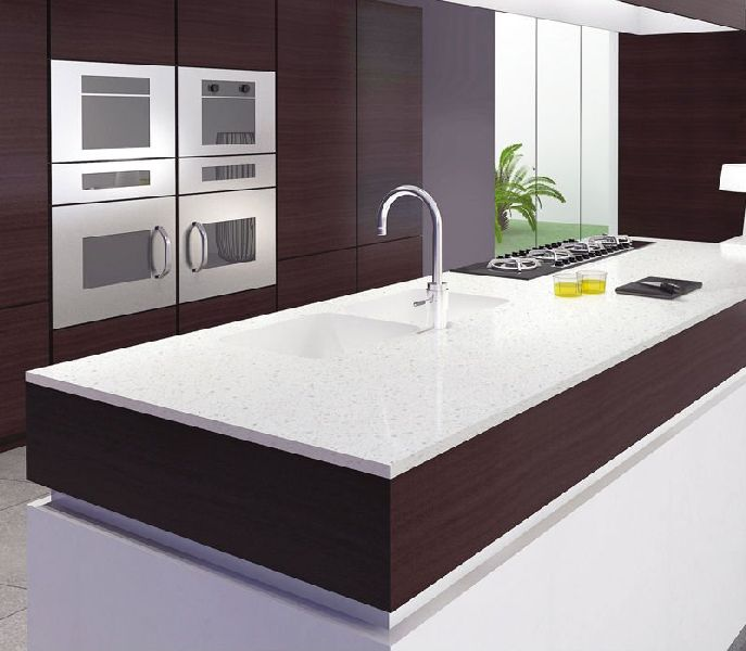 Solid Colored Stone Worktops