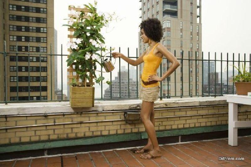 Make your balconies smart