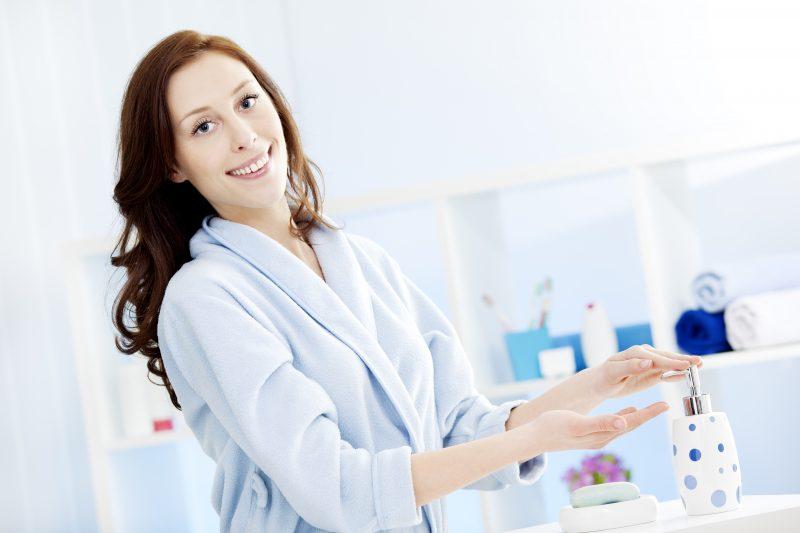revamp a tired bathroom