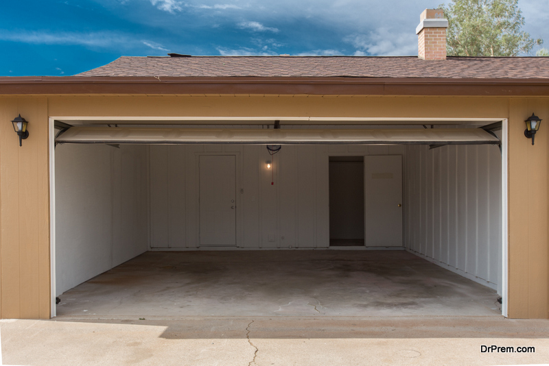 effective garage improvements