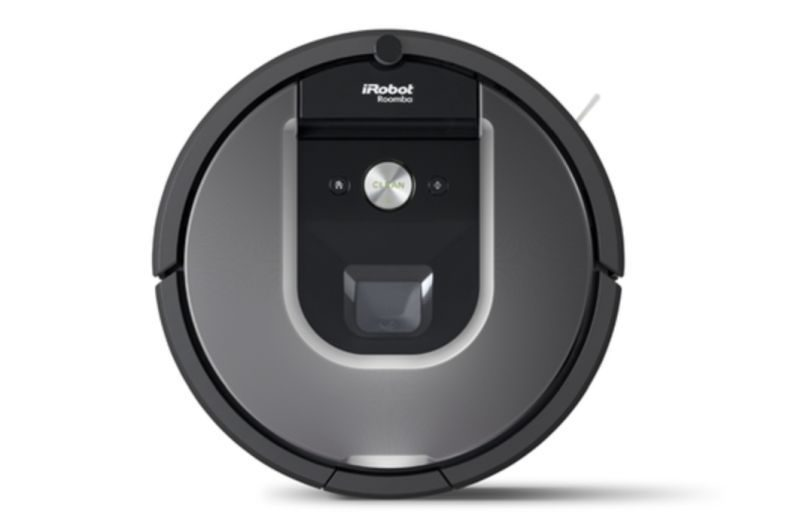 Floor-cleaning-robot