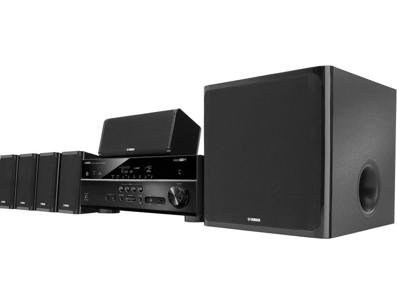 Yamaha YHT-5920UBL Home Theater System