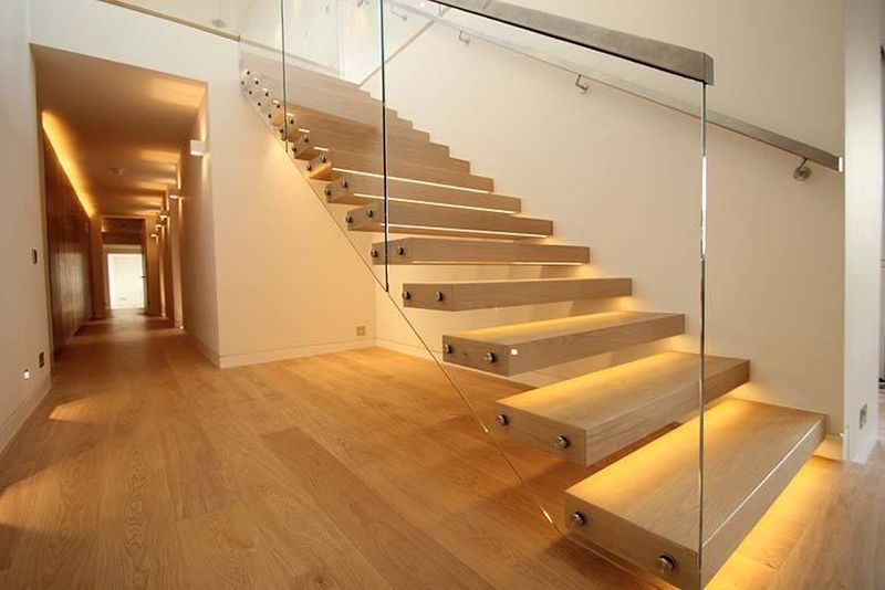 Things To Consider When Installing Staircase Lighting